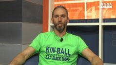 Dal Canada in Val Serina, arriva il Kin Ball