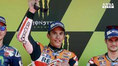 MotoGp, Marquez in pole a Barcellona