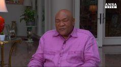 George Foreman ricorda il rivale piu' grande