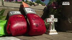 A New York una strada per Muhammad Ali