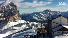 A Cortina i Mondiali di sci 2021