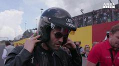 Le Mans, Pitt e Statham a bordo pista
