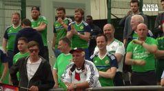 Non solo hooligans,ecco i tifosi irlandesi