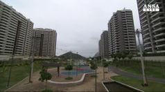 Rio, svelato il villaggio olimpico