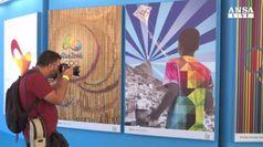 Le Olimpiadi ispirano l'arte