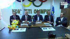 Kosovo per la prima volta alle Olimpiadi