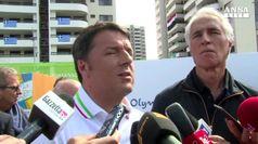Roma2024:Renzi 'Italia in pole,ma ora basta polemiche'