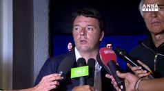 Renzi: brava Fiamingo, dispiacere per Nibali