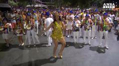 Rio, carnevale tutto l'anno