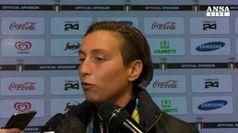 Rio2016, Bruni: volevo quella medaglia a tutti i costi