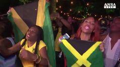 Orgoglio giamaicano per tripletta Bolt