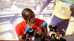 A Rio e' tripletta per Usain Bolt