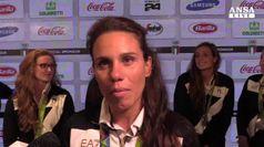 Rio, Di Mario: 'dieci a tutte le compagne del Setterosa'