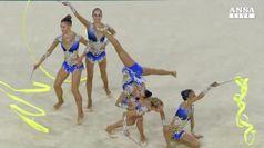 L'Italia saluta Rio con 28 medaglie