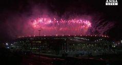 Cala sipario su Paraolimpiadi  Rio 2016