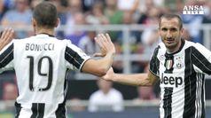 Serie A: Milan-Lazio 2-0, stasera le altre