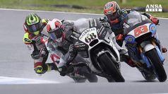 Moto Gp: super Marquez in Australia, conquista la pole