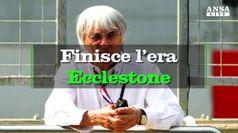 Finisce l'era Ecclestone