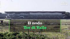 Il nodo Tor di Valle