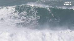 Francisco Porcella nell'olimpo dei 'big wave surfers'