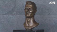 Cristiano Ronaldo e' anche un aeroporto