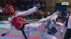 Taekwondo: brilla giovane Dell'Aquila, neocampione 54 kg