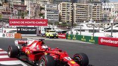 F1: a Monaco doppietta Ferrari