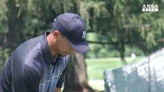 Tiger Woods guida in stato ebbrezza