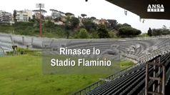 Getty finanziera' restauro Stadio Flaminio