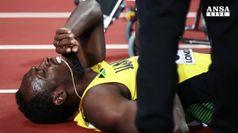 L'addio amaro di Bolt