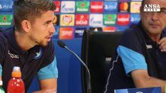Champions: stasera la sfida Napoli-Feyenoord