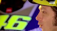 MotoGP, addio mondiale per Valentino Rossi