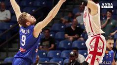 Basket: Italia-Georgia 71-69