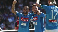 Juve e Napoli raggiungono l'Inter