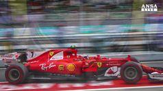 Formula 1, ecco il Gp di Malesia