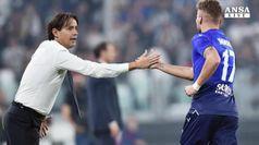 Serie A, il Napoli batte la Roma 1-0, Juventus-Lazio 1-2