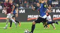 All'Inter il derby di Milano