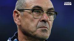 Il Napoli perde 2-1 la sfida Champions