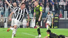 Una vittoria e un pari per l'Italia in Champions