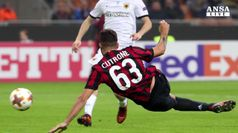 Europa League: vincono Lazio e Atalanta, fischi al Milan