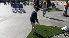 Golf: Montali, Open fara' innamorare gente del nostro sport
