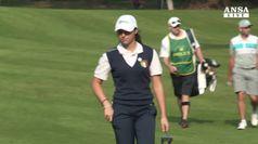 Golf: Nobilio hole in one davanti ai big dell'Open