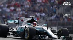 F1: a Austin Hamilton vola
