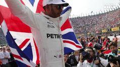 F1: Hamilton campione del mondo