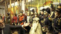 Mostre: la magia dell'Opera dei Pupi al Quirinale
