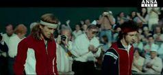 'Borg McEnroe', non solo tennis