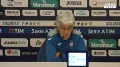 Calcio: Atalanta; Gasperini, niente delusione in Europa