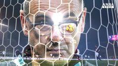 Samp batte il Genoa nel derby della Lanterna