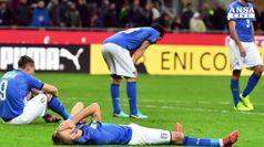 Apocalisse Italia, dopo 60 anni fuori dal mondiale