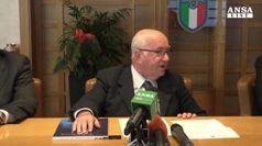 Tavecchio, 'profondamente delusi per l'insuccesso sportivo'